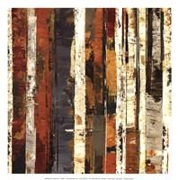 Red Amber I - MINI Fine Art Print