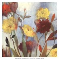 Wildflowers I - mini Fine Art Print