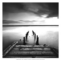 The Jetty - Mini Fine Art Print