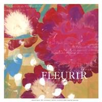 Fleurir - Mini Fine Art Print