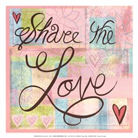 Share the Love Fine Art Print