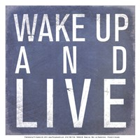 Wake Up - Mini Fine Art Print