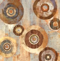 In the Round II Fine Art Print