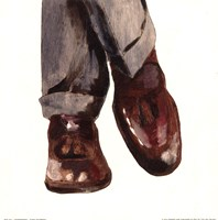 Businessman Fine Art Print
