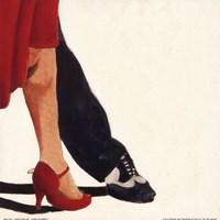 Dance with me Fine Art Print