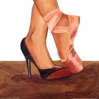Indecisione Fine Art Print