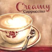 Creamy Cappuccino Fine Art Print
