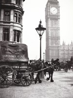 Big Ben, London, c 1900s Fine Art Print