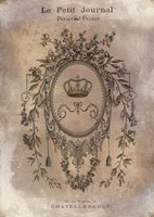 Le Petite Journal Fine Art Print