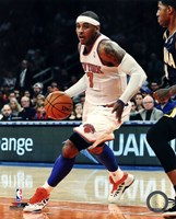 Carmelo Anthony 2012-13 basketball Action Fine Art Print
