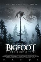 Big Foot: The Lost Coast Tapes Wall Poster