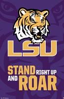 Louisiana State University - Logo 13 Wall Poster