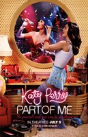 Katy Perry: Part of Me 3D Wall Poster