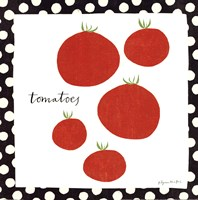 Simple Tomatoes Fine Art Print