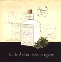 Huile d Olive II Fine Art Print