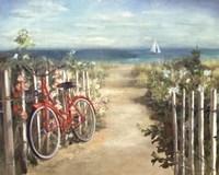Summer Ride Crop Fine Art Print