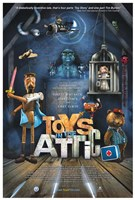 Toys in the Attic Wall Poster