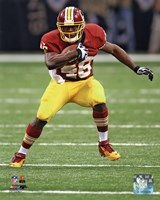 Alfred Morris 2012 Action Fine Art Print