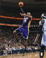 Kobe Bryant 2012-13 Action Fine Art Print