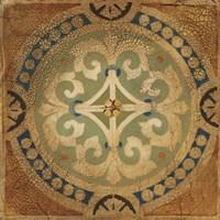 Petite Tiles IV Fine Art Print