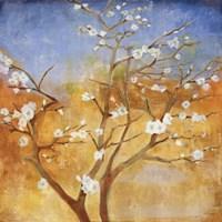 White Emanations Fine Art Print