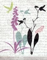 Poems II Fine Art Print