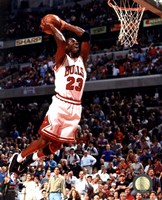 Michael Jordan 1994-95 Action Fine Art Print