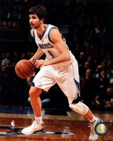 Ricky Rubio 2012-13 Action Fine Art Print