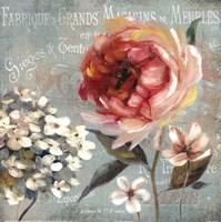 Le Jardin de Paris II Fine Art Print