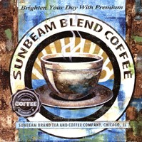 Sunbeam Blend Coffee Fine Art Print