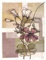FLOWERS FOR RENE II Fine Art Print