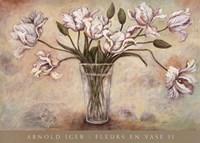FLEURS EN VASE II Fine Art Print