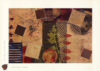 Gilded Leaf II Fine Art Print