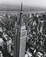 Empire State Building Fine Art Print