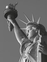 Liberty with Torch Fine Art Print