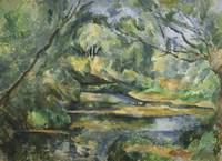 The Brook Fine Art Print