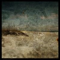 Masonboro Island No. 1 Framed Print