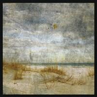 Masonboro Island No. 4 Framed Print