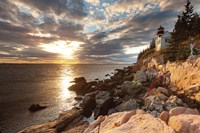 Bass Harbor Lighthouse Fine Art Print
