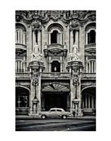 Gran Teatro de la Habana Fine Art Print