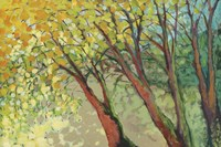An Afternoon at the Park Fine Art Print