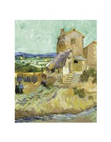 The Old Mill, 1888 Fine Art Print