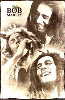 Bob Marley - Soulful Wall Poster