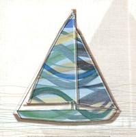 Smooth Sailing I Fine Art Print