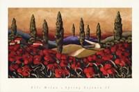 SPRING SOJOURN II Fine Art Print