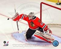 Corey Crawford 2012-13 Goalie Fine Art Print
