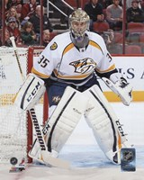 Pekka Rinne 2012-13 Action Fine Art Print