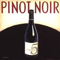 Vin Moderne I Framed Print