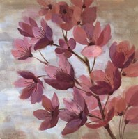 April Blooms I Framed Print