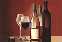 Wine Trio Fine Art Print